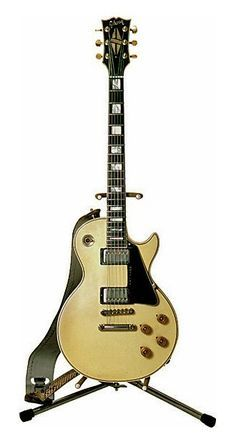Randy Rhoad's 1974 Gibson Les Paul Custom.
