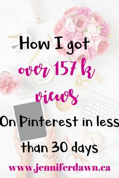 Make a Full-Time Income From Pinterest? No Blog Necessary! | Entrepreneur | Blogger | Online Marketing | Affiliate Marketing Made Simple#BossBabe