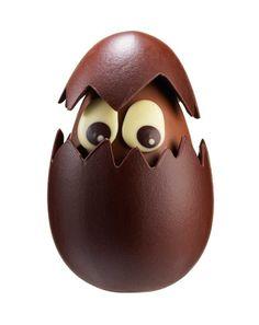El huevo curioso de Jean-Paul Hévin