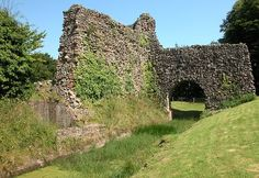 Lochmaben Castle- Scotland-- Robert Bruce-- possible ancestor