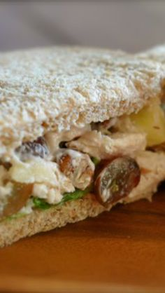 Arby's Grilled Chicken and Pecan salad, make this at home anytime.   #grilledchicken #sandwich