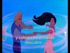 Pocahontas - Colores en el viento (con letra)
