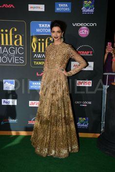 Deepika Padukone at the  IIFA Magic of the Movies  2