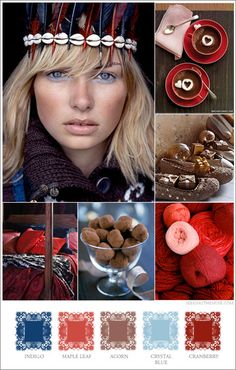 19-ode-to-autumn, Color Moodboard , Inspiration for Choosing Color Combinations for Art Projects, Interior Design, Color Schemes, Color Combos , Color Palettes with Color Moodboards Color Swatch,  Red Navy, Brown