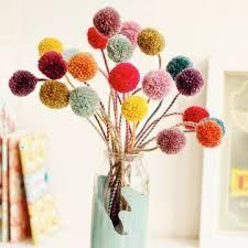 """Résultat de recherche d'images pour """"bouquet de pelotes de laine"""""""