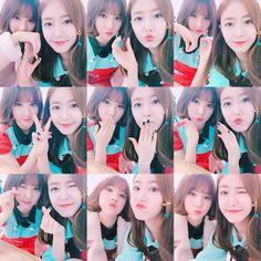 << Eunha and Sinb >>