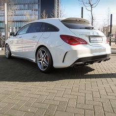 Starting to like the AMG CLA45 Shooting Brake #mercedes #amg #cla45 #shootingbrake #mercedesamg #amgcla45 #cla45amg #clashootingbrake #claamg #mercedesbenz #benz #4matic #4x4 #germanengineering #cars #carswithoutlimits #carsofinstagram #hothatch #pocketrocket #amgpower #canon