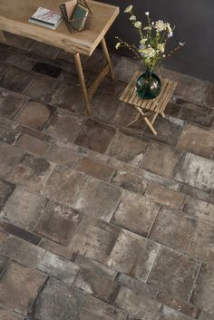 Terracotta Floor Porcelain Tiles And The Collection On