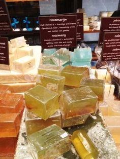 How to produce organic soap in 10 easy steps