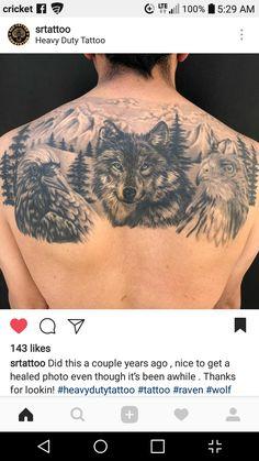 Few years ago. By Heavy duty tattoo of Ogden Utah.