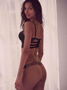Lais Ribeiro - Victoria's Secret Photoshoot 2014 Set 7