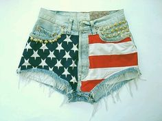 American flag clothing clothes fashion apparel