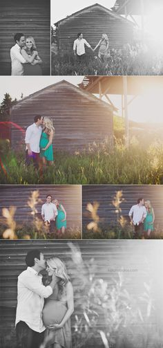 ashley & marco: expecting | edmonton photographer