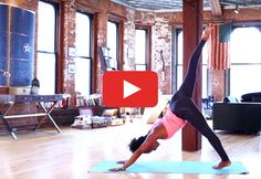 You don't need to attend a pricey yoga studio to get a great workout—these videos prove it.