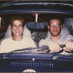 Old school is 1991 for me! My parents in my dad's VW bug http://ift.tt/2zOEpnY
