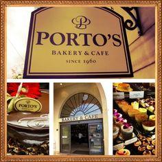 Porto's Bakery & cafe. Amazing!