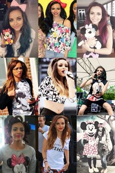 @Jade Alvarez Thirlwall     I love how you love Disney, especially Minnie Mouse!  I love Minnie, too. Your outfits are so cool!
