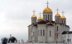 ウスペンスキー大聖堂(ウラディミール)