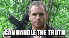 Josh Gates can handle the truth. DT needs to come back ASAP! Syfy is really lacking in the programming department w/out Gates and crew.