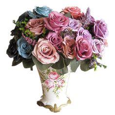 flores tipicas de la campiña francesa - Buscar con Google