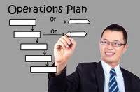 Plan de operaciones, es el plan que permite que la compañía consiga los máximos objetivos a nivel de producto, servicio y desarrollo de la compañía.