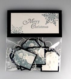 Handmade Gift Tags for the