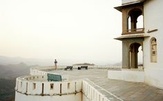Rajastan, India in the desert.  A wonderful and enchanting place.  been25 Trips of a Lifetime   Travel + Leisure