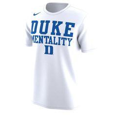 Nike Men's Duke University Basketball Legend Mentality Bench T-shirt