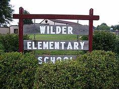 Laura Ingalls Wilder Elementary School, Springfield, MO.