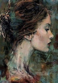 Explore amazing art and photography and share your own visual inspiration! Human Painting, Figure Painting, Portrait Sketches, Portrait Art, Watercolor Portraits, Watercolor Art, Beauty In Art, Face Art, Figurative Art