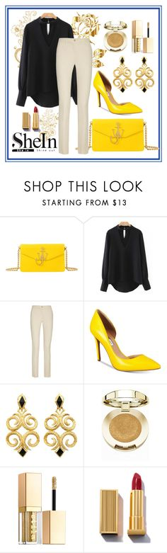 """#SheIn"" by edin-levic ❤ liked on Polyvore featuring J.W. Anderson, Etro, INC International Concepts, Milani and Stila"