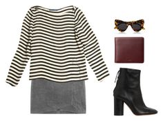 """""""Untitled #412"""" by cigerett ❤ liked on Polyvore featuring Ralph Lauren, Isabel Marant and Illesteva"""