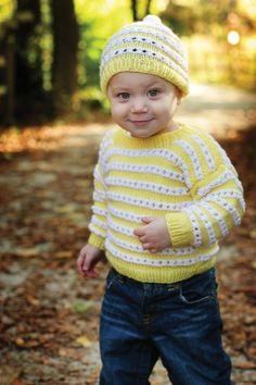Free Universal Yarn Pattern : Lemonade