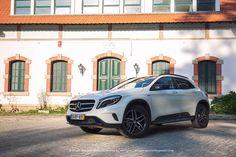 Mercedes GLA 200CDI: Activo e prestigiante!