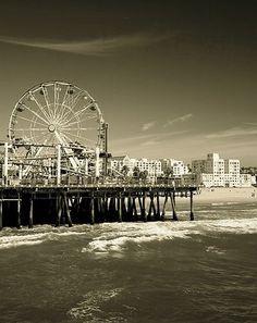 santa monica, california. the best.