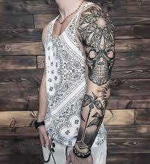 Resultado de imagen de mandala tattoo sleeve