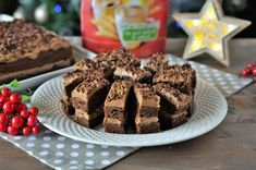 prajitura cu inka Mousse, Cupcakes, Cooking, Breakfast, Desserts, Food, Drinks, Mascarpone, Bakken