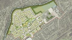 Sheerwater Regeneration Masterplan Planning Application Submitted - HTA Design LLP