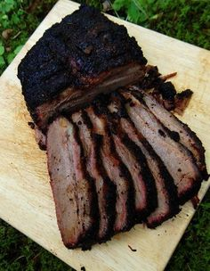 Texas Smoked Brisket