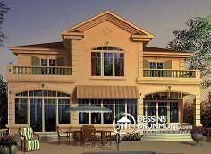 Plan de maison no. W2819 de dessinsdrummond.com