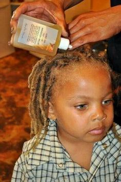 Kids Dreads