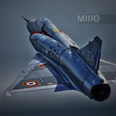 Mirage IIIC by Galgot
