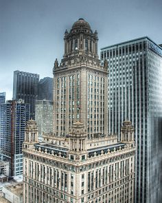 one of my favorite buildings in Chicago ~ Jewelers Bldg