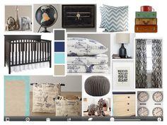 Greyson nursery ideas