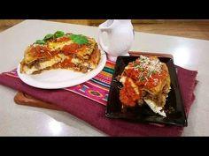 Lasagna de panqueques con ricota y bolognesa - Recetas – Cocineros Argentinos