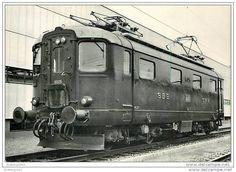 SBB Re 4-4 10025 Holland, Railroad Pictures, Swiss Railways, Train Art, Electric Train, Locomotive, Transportation, Automobile, Vehicles