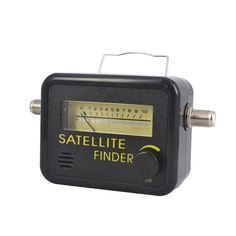 Check out our Digital Satellite... at http://electrojunky.com/products/digital-satellite-finder-meter-fta-lnb-directv-signal-pointer?utm_campaign=social_autopilot&utm_source=pin&utm_medium=pin
