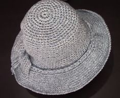 Crochet Knit Women's Hat How To Make? Crochet Annotated Turkish Video narrated Trilby Summer Women and Girls Hat can be watched in detail. Knitted Trilby Hat Making For Pe… Source by Chevron Crochet, Crochet Patterns, Sewing Patterns, Crochet Shawl, Knit Crochet, Trilby Hat, Fillet Crochet, Knitting Videos, Girl With Hat