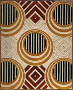 Textile designs by Lyubov Popova and/or Varvara Stepanova, c. 1924