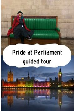 Pride at Parliament is an LGBTQ+ tour of the Houses of Parliment in London, covering the history and politics of LGBTQ+ rights in the UK. House Of Lords, Personal Achievements, House Of Commons, 1000 Years, Houses Of Parliament, Things To Do In London, Westminster, Tour Guide, About Uk